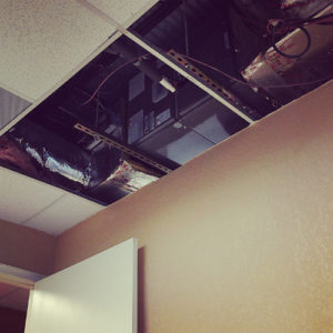 5 Ton Ruud RBHP Air Handler Change Out – Broward County Sheriffs Office