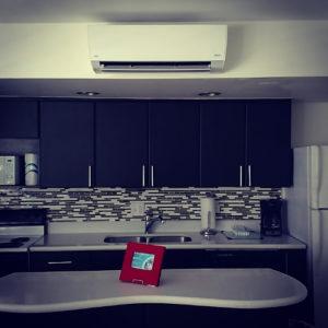Fujitsu Duckless AC Installation – Driftwood Beach Resort